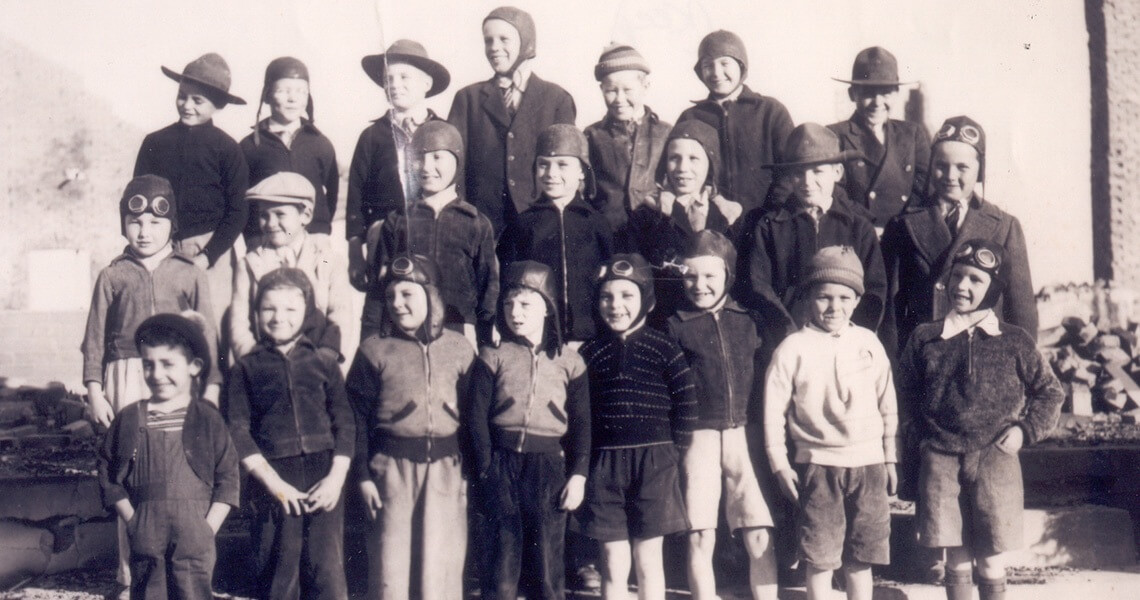 Boys In Itasca Tx 1940