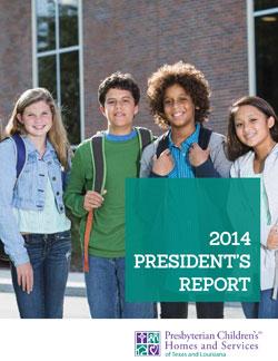 2014 President's Report