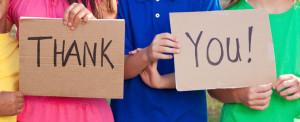 Lessons in Gratitude