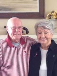 George and Linette Harwell