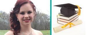 Spring 2015 Graduates Tiffany