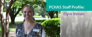 Q & A with Elyse Inman, Intake Specialist, Clinical Services Team