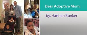 Dear Adoptive Mom