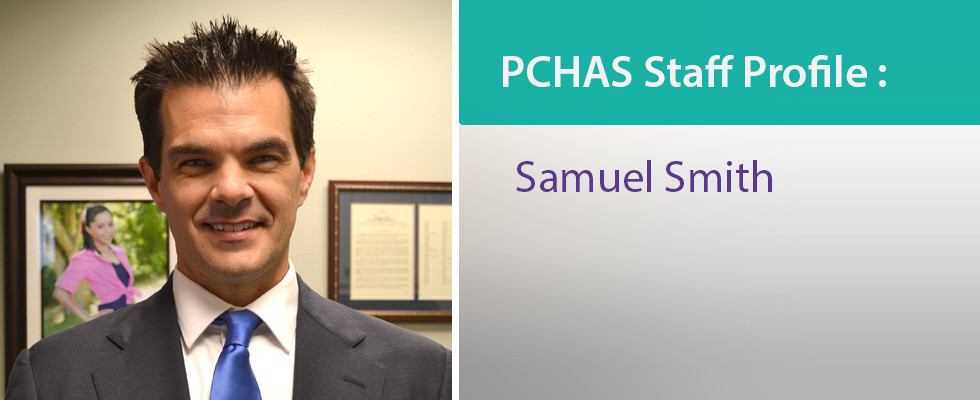 Samuel Smith, Senior Development Officer