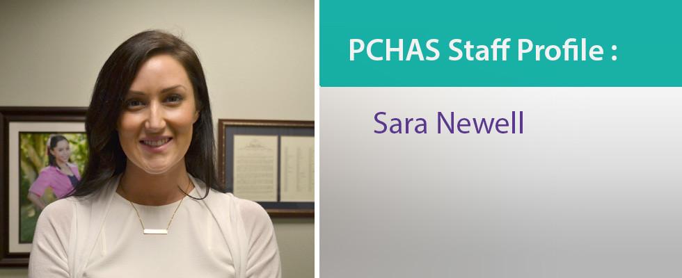 Sara Newell, Senior Development Officer