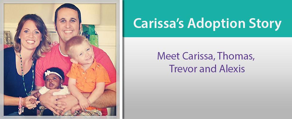 Carissa's Adoption Story
