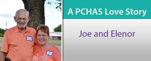 A PCHAS Love Story – Joe and Elenor
