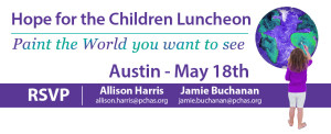 Upcoming Austin Luncheon Event!