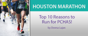 The Houston Marathon!