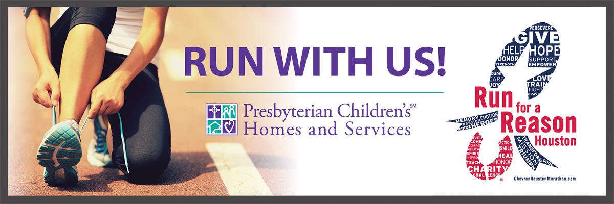 Marathon - Run with Us!