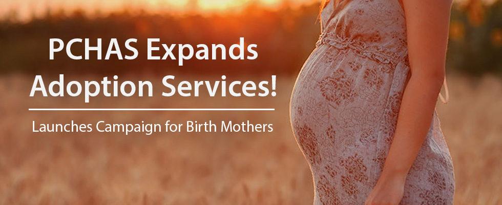 PCHAS Expands Adoption Services!