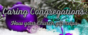 Caring Congregations: How Your Church Gift Helps Our Children and Families
