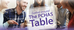 Join us at The PCHAS Table!