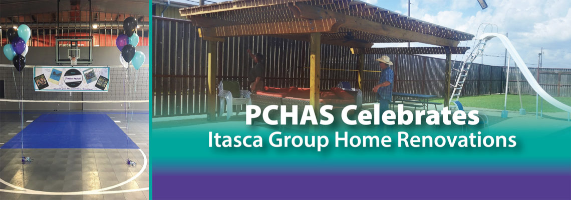 PCHAS Celebrates Renovations