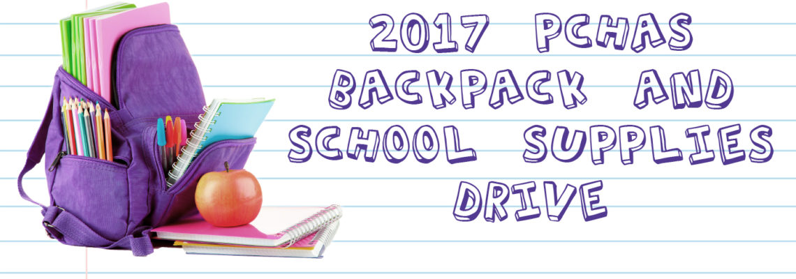 Backpack and School Supplies Drive