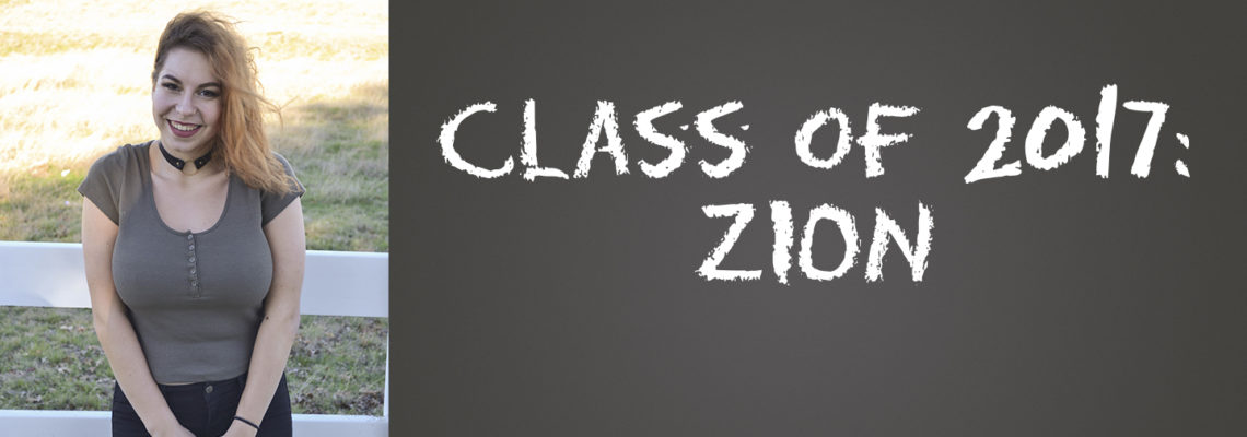 Class of 2017: Zion