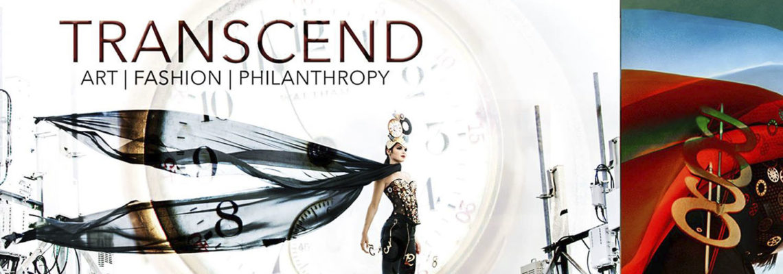 Transcend – An Evening of Art, Fashion and Philanthropy