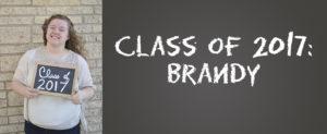Class of 2017: Brandy