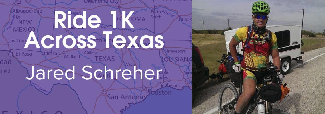 Bike 1K For PCHAS: Jared Schreher