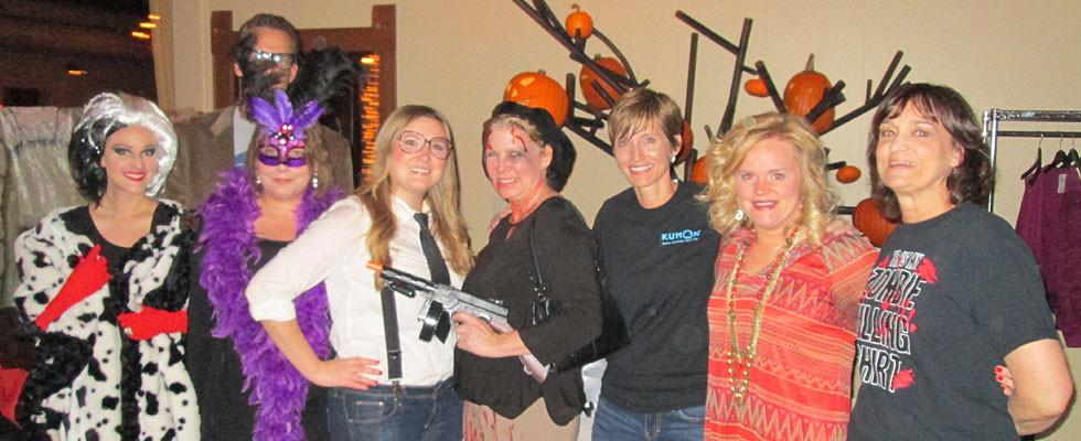 Fright Night Fundraiser Benefits PCHAS' Ashley House