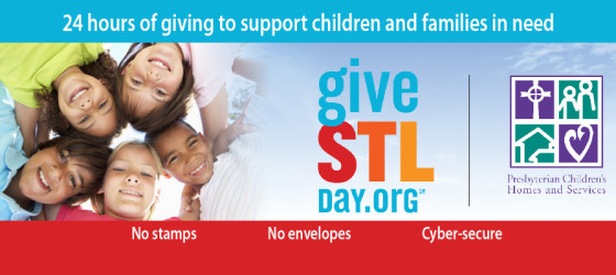 Give STL Day is May 11
